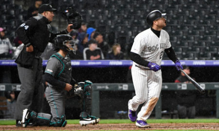 Rockies Dbacks 450x270 - Colorado se repone de la paliza